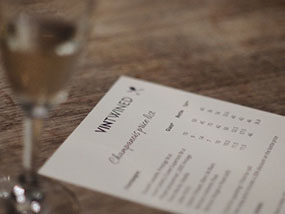 Dinner for 2 at This is English - fine wine & restaurant pop-up in London