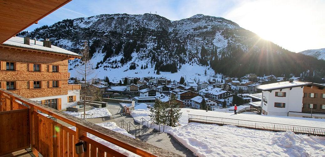 The Best Luxury Ski Hotels In Lech & Zurs