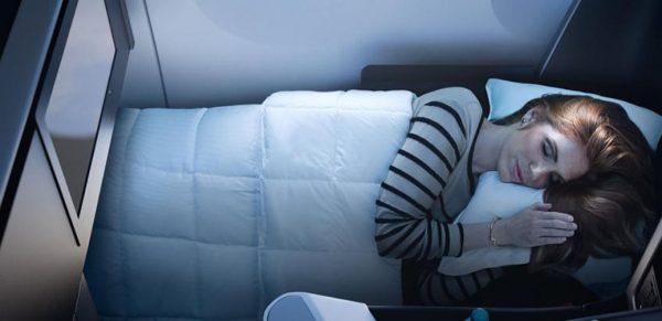 Delta Airlines Long Haul Business Class Flight Review