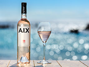 18 Bottles or 9 Magnums of Delicious AIX Rosé RRP $350 (USA Only)