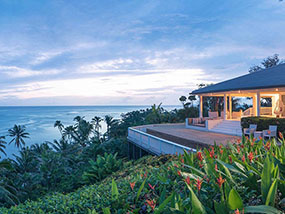 6 nights for 4ppl at the stunning Raiwasa Grand Villa, Fiji