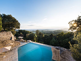 2 nights in a Suite at Borgo Pignano in Tuscany, Italy