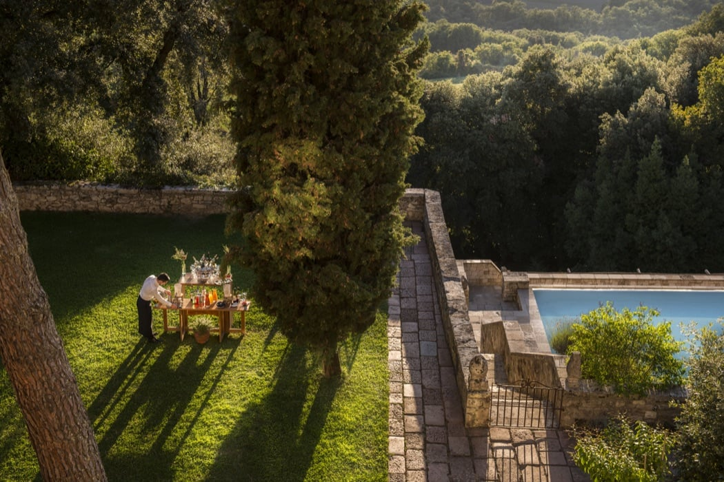 Review: Borgo Pignano in Tuscany, Italy