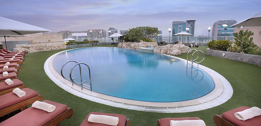 Review: Jood Palace Hotel, Dubai