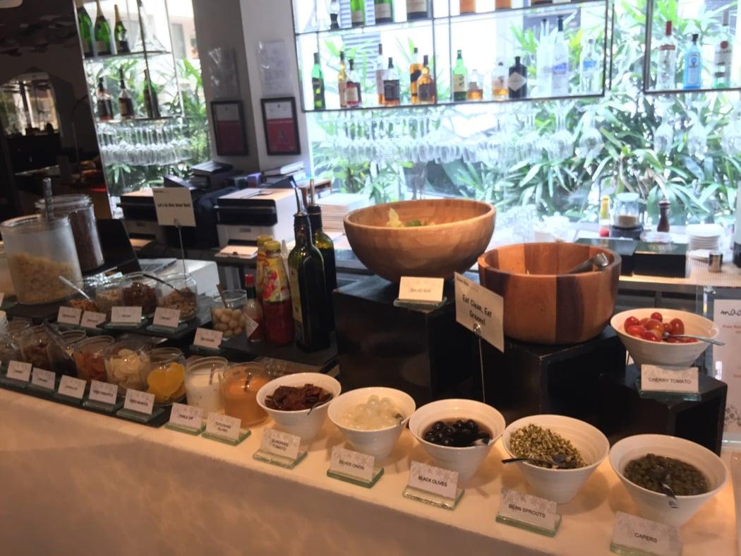 Review: Naumi Hotel, Singapore
