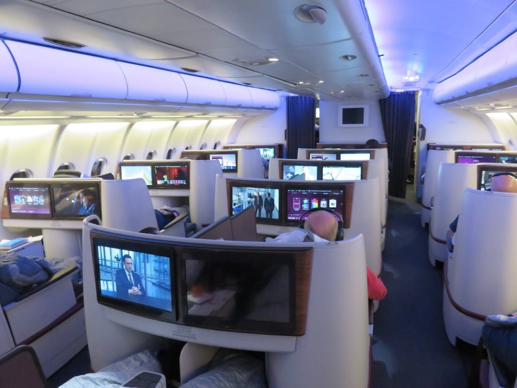 Review: Qatar Airways Airbus A330 Business Class