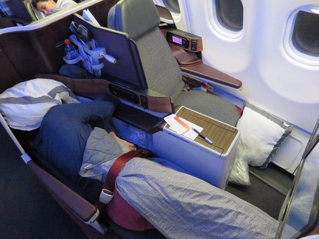 Review: Qatar Airways Airbus A330 Business Class – Air ...