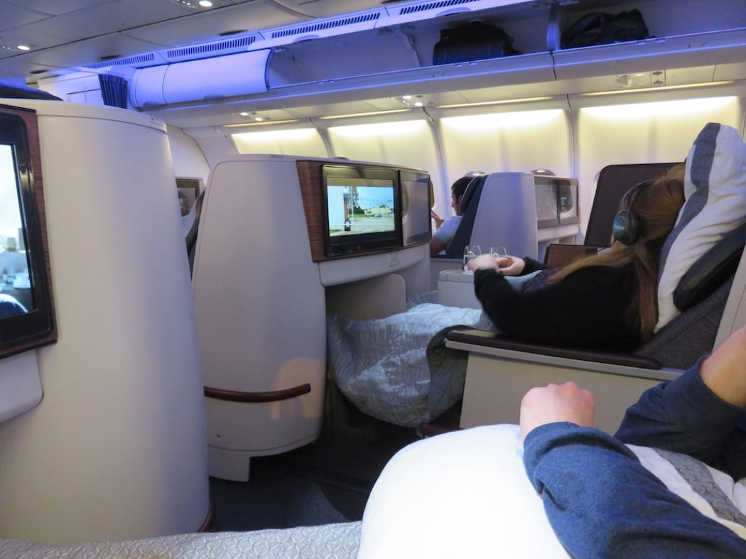 Review: Qatar Airways Airbus A330 Business Class