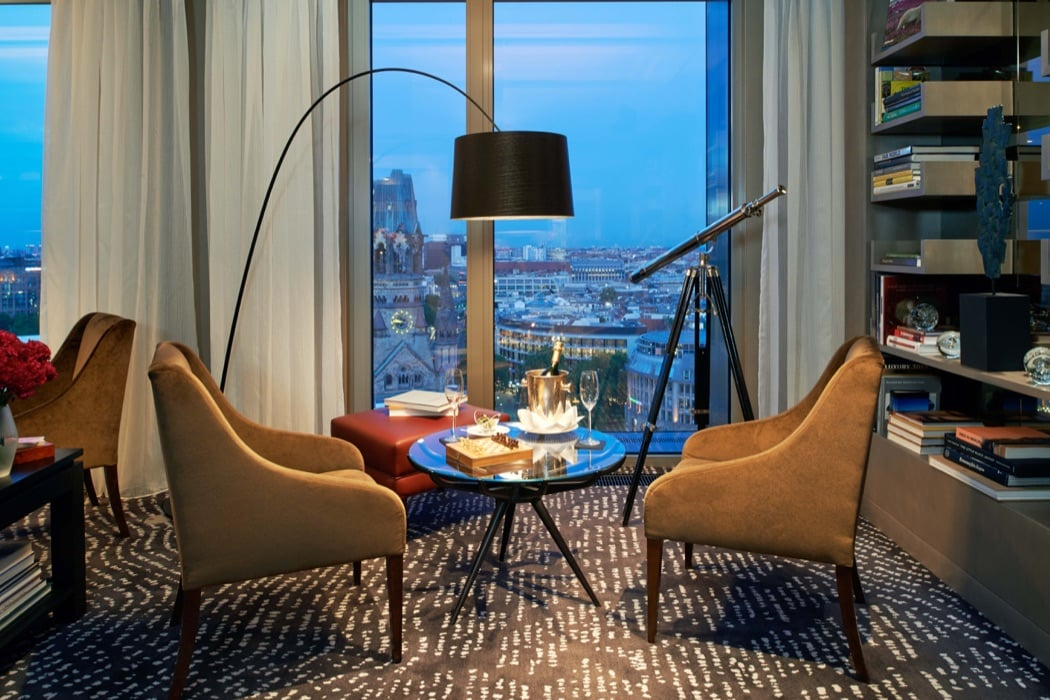 Review: Waldorf Astoria Berlin – What A View!