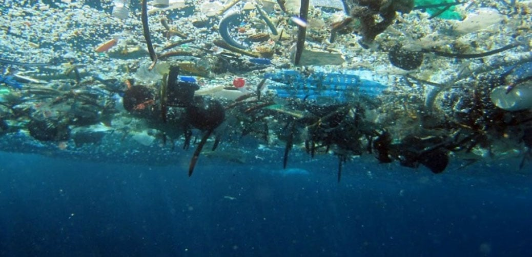 By 2050 there will be more plastic in the ocean than fish for More fish in the sea
