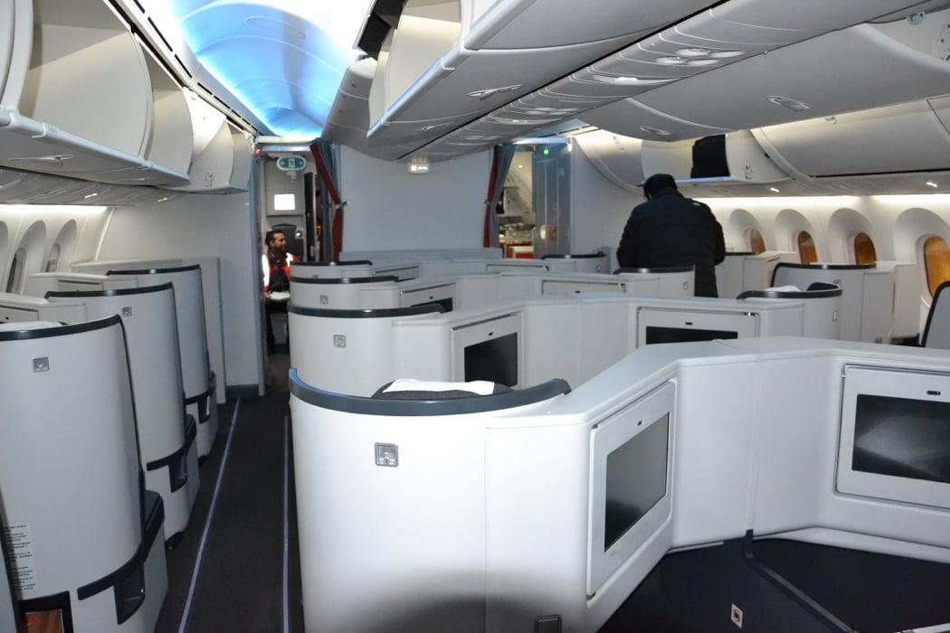 Flight Review: Avianca B787 Business Class Bogota to Santiago