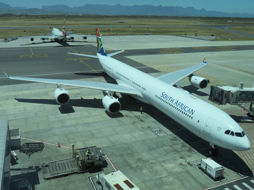 Flight Review: South African Airways A340 In Business Class