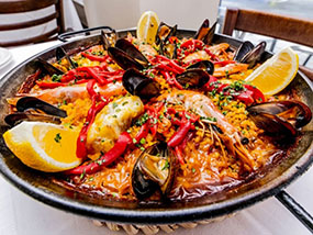 £120 to spend on Authentic Spanish Cuisine at Cigala London