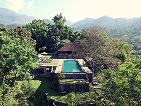 4 Nights at Living Heritage Koslanda in Sri Lanka