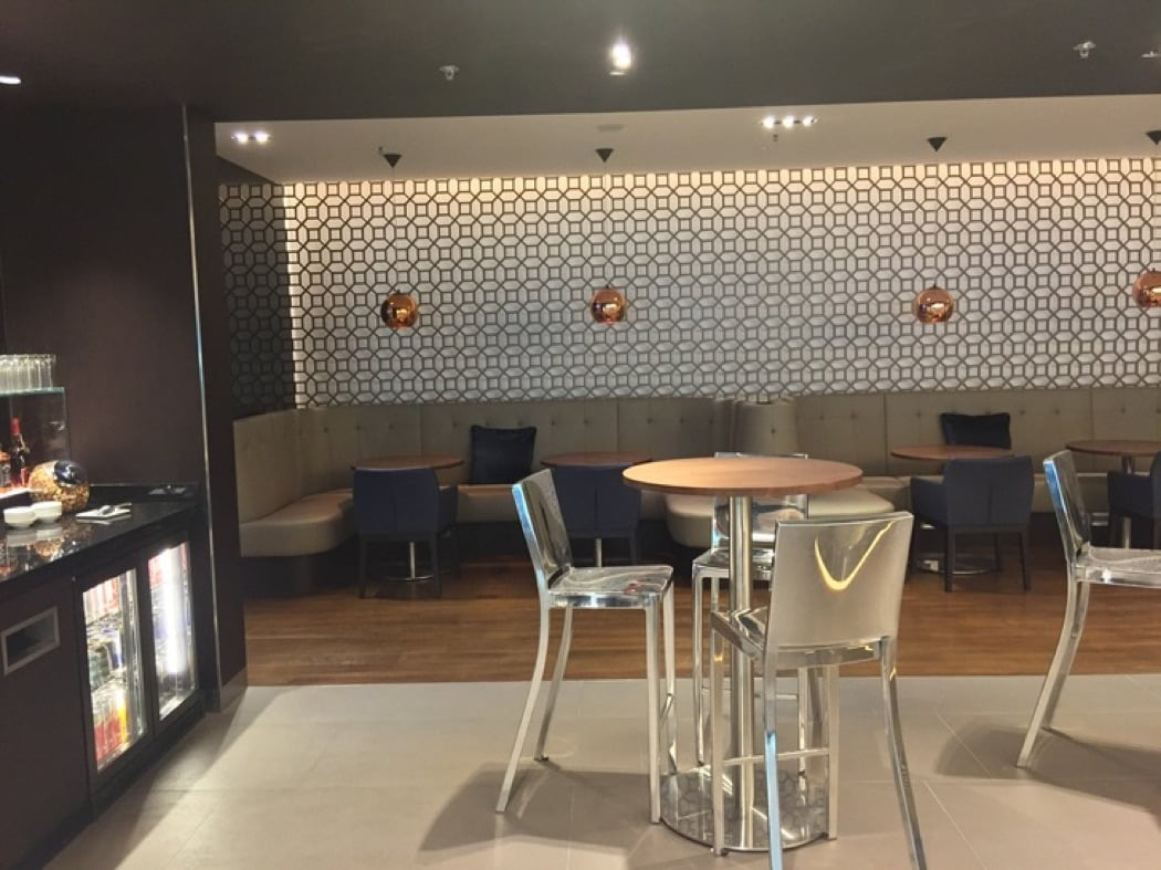 Review: British Airways Lounge, Singapore Changi International Airport
