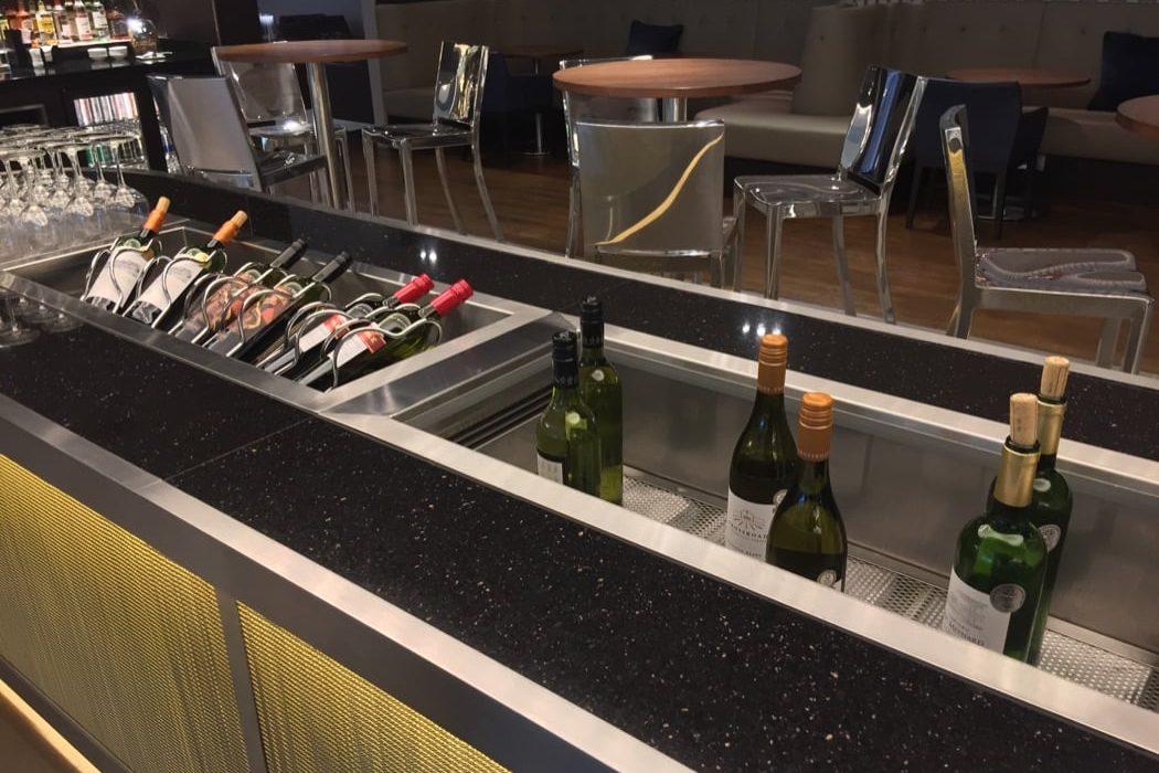 Review: British Airways Lounge, Singapore Changi International Airport