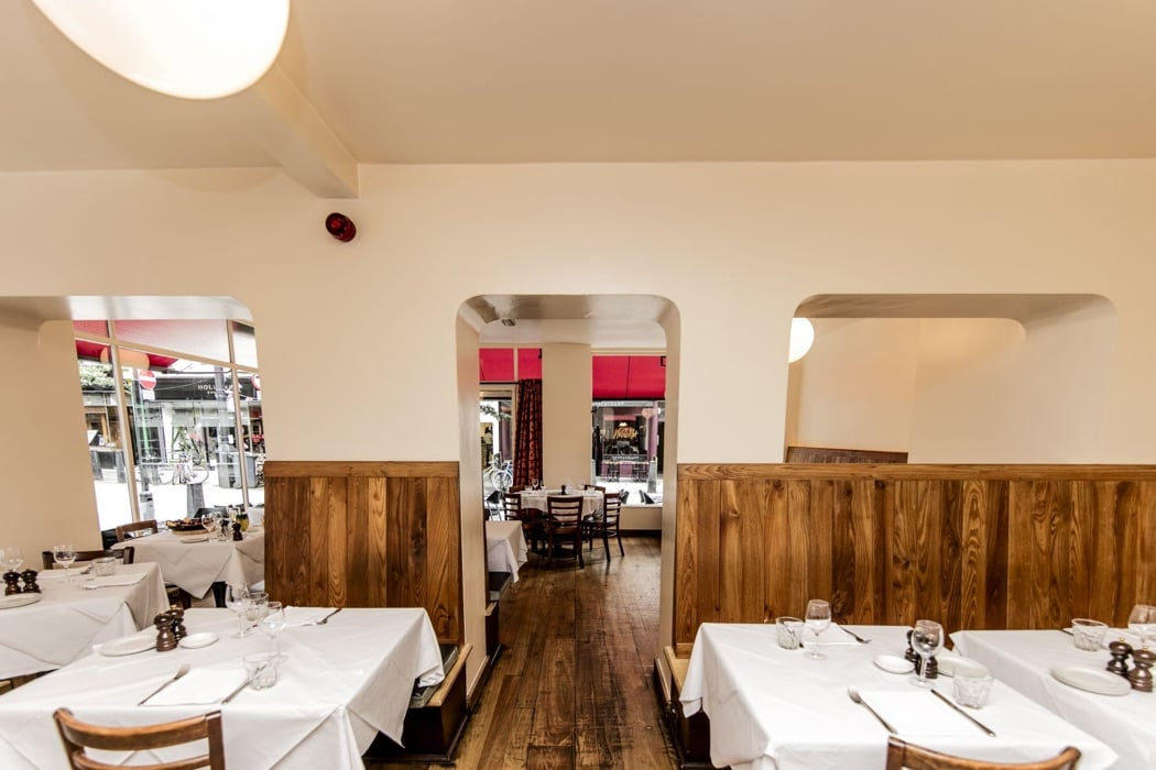 Review: Cigala Restaurant, Bloomsbury, London