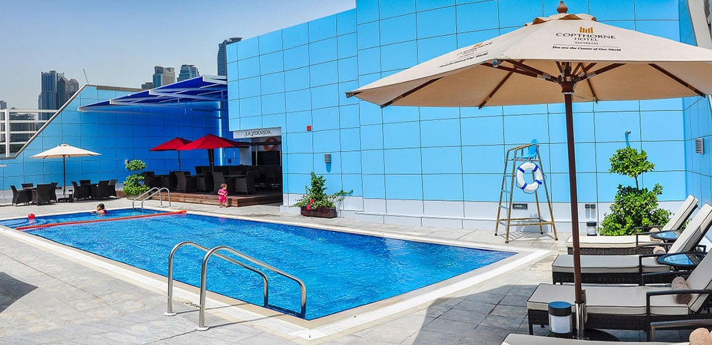 Review: Copthorne Hotel Sharjah