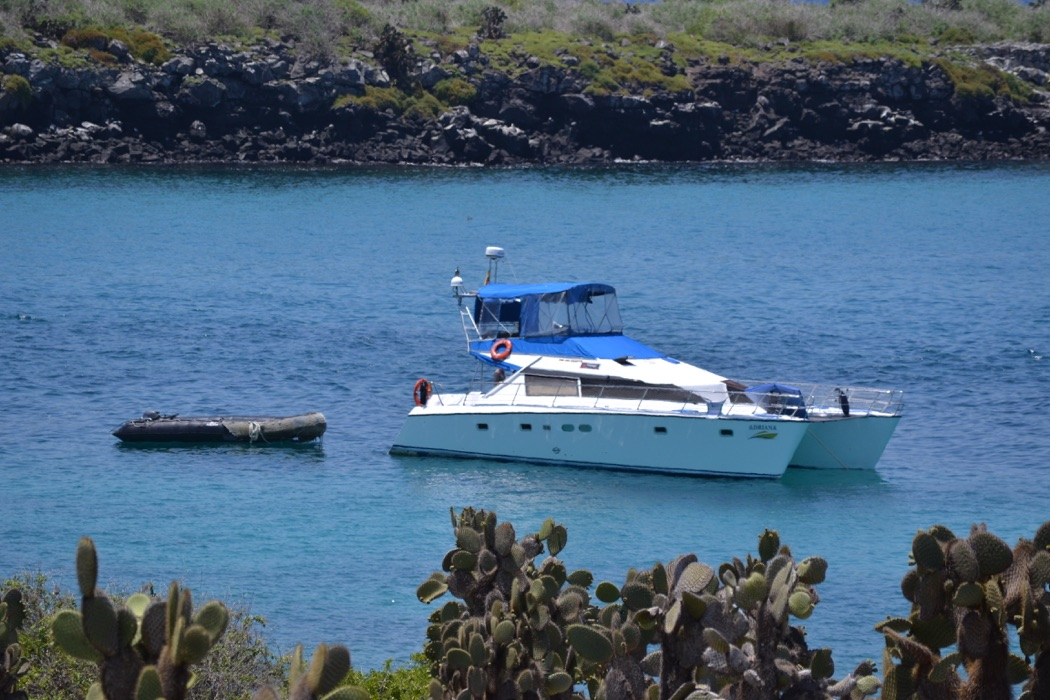 Review: Galapagos Island Tours on MC Adriana
