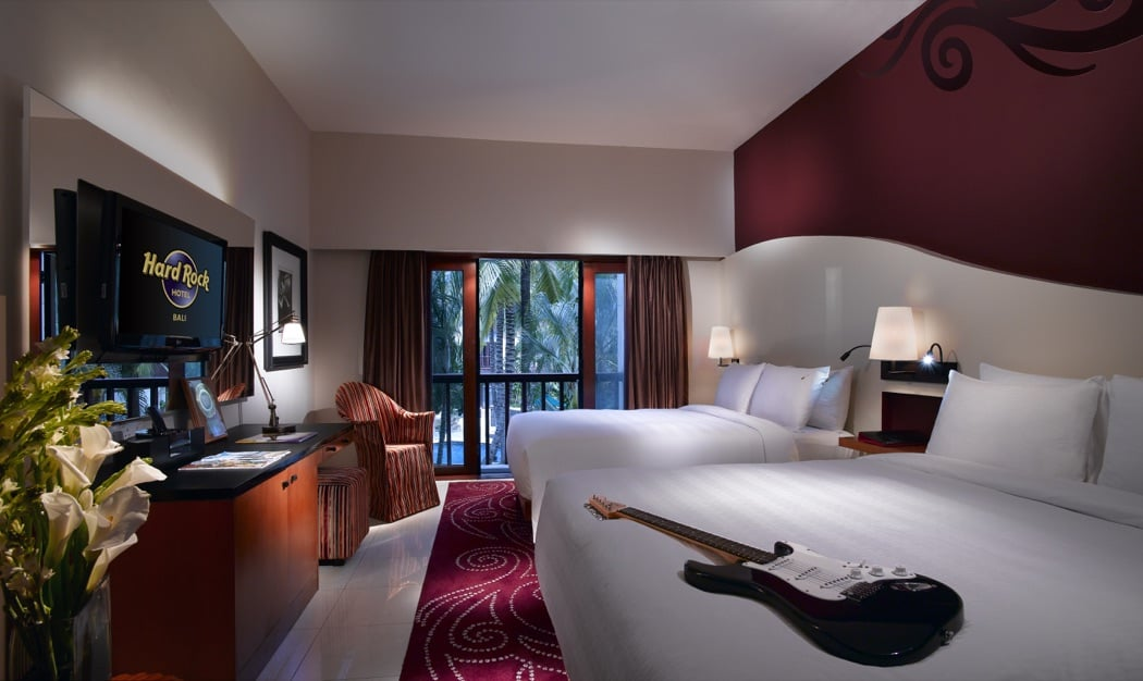 Review: Hard Rock Hotel Bali