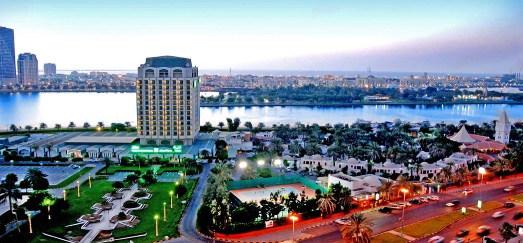 Review: Hotel Holiday International, Sharjah