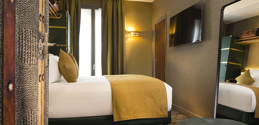 Review: Hotel Whistler Near Gare Du Nord & Gare De L'Est In Paris