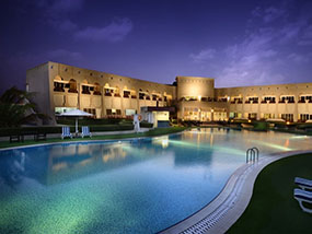 2 nights at Masira Island Resort, Sultanate of Oman