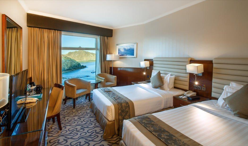Review: Oceanic Khorfakkan Resort And Spa