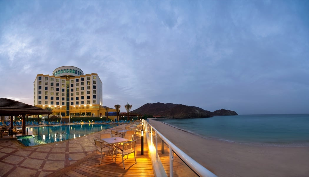 Review: Oceanic Khorfakkan Resort And Spa