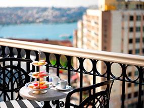 2 Nights at the Pera Palace Hotel Jumeirah, Istanbul, Turkey