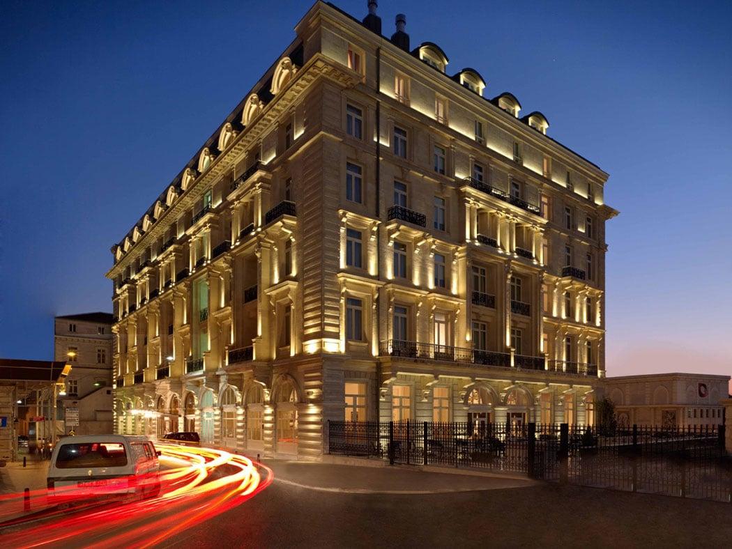 Review: Pera Palace Hotel Jumeirah, Istanbul
