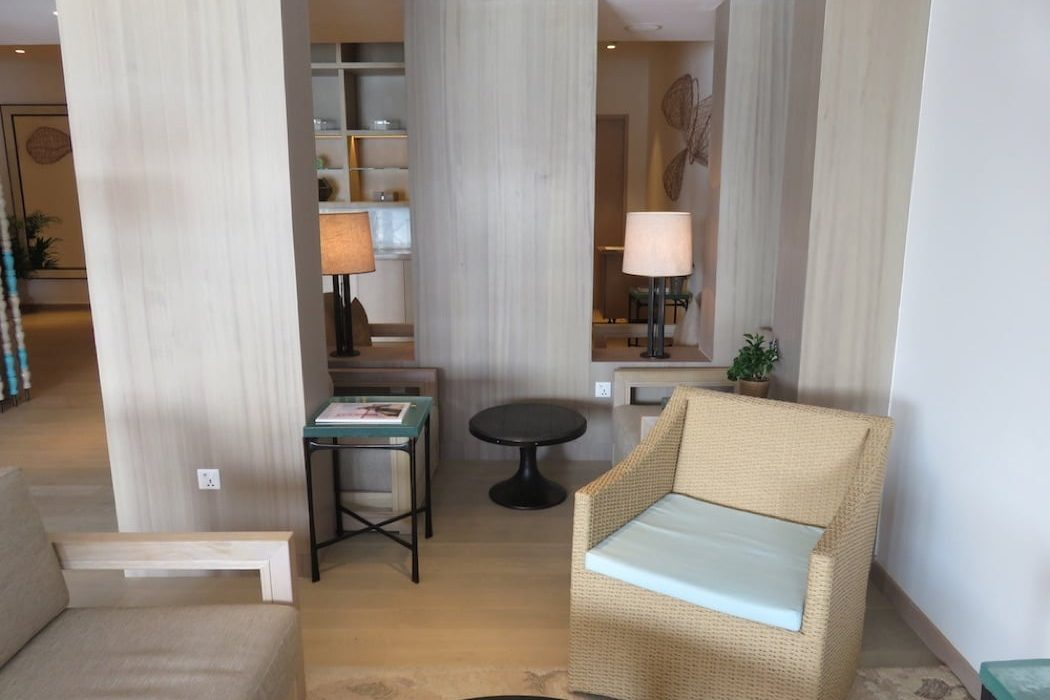Review: St Regis Airport Lounge At Malé International Airport