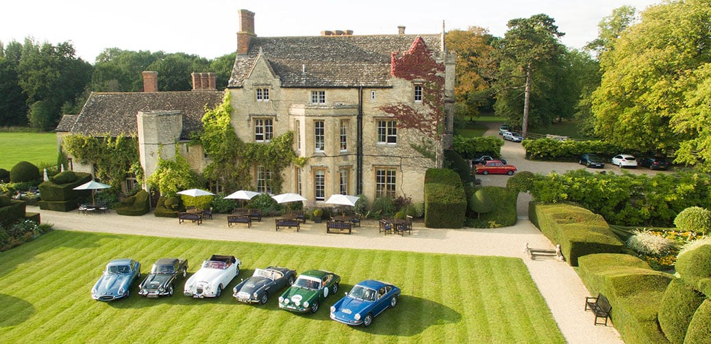 Country House Hotels Near Oxford