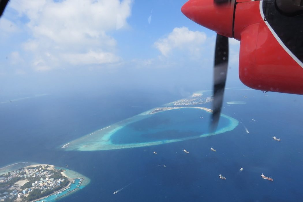 Review: Trans Maldivian Airways Seaplane Transfer, Maldives
