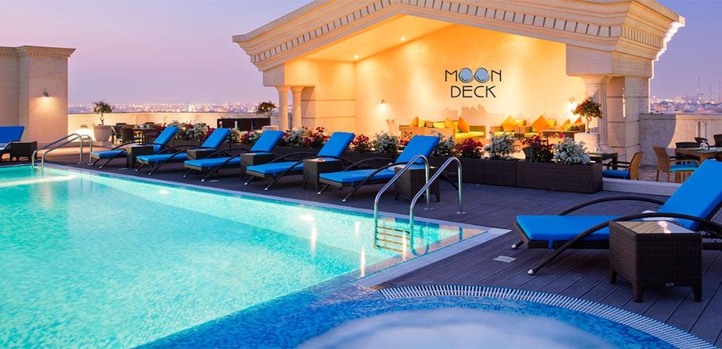 Review: Warwick Doha Hotel, Qatar