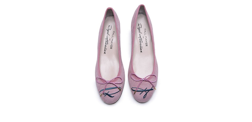 Royal Hawaiian Paul Mayer Collection - My Favourite Pink Shoes!