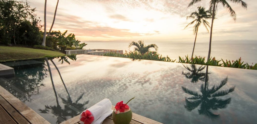 The Most Amazing Villas With Infinity Pools In The World