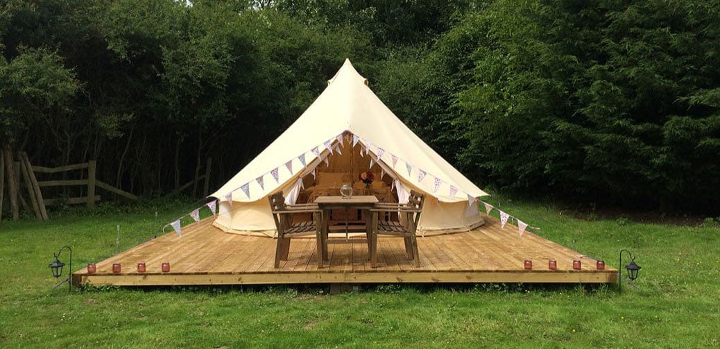 & Top 3 Best Glamping Sites In Kent u2013 News u2013 Luxury Travel Diary