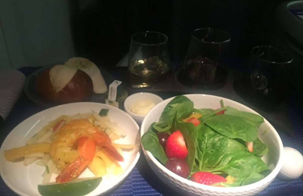 Review: United Polaris Business Class