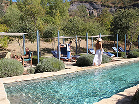 4 Nights for 12people at La Cazalla in Ronda, Andalusia, Spain