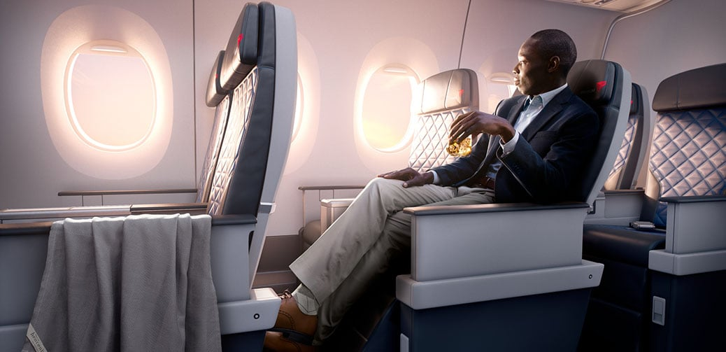 Delta Vs American Airlines: Which Has The Best Premium Economy?