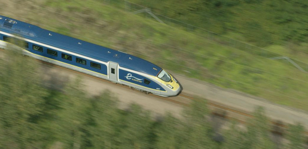 Eurostar Launches New E320 Trains As Part Of £1 Billion Investment