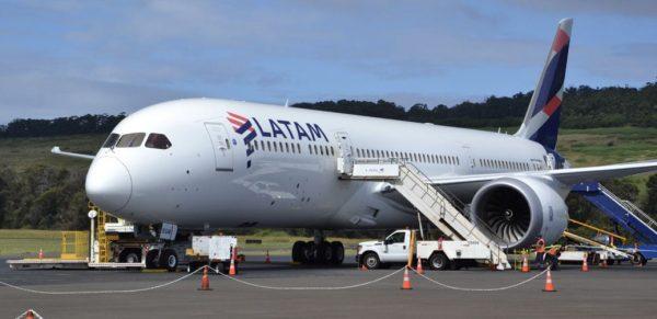 Flight Review: LATAM B787 Business Class Santiago To Easter Island