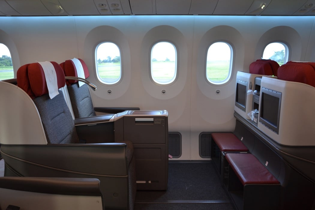 Flight Review: LATAM B787 Business Class Santiago To Easter Island