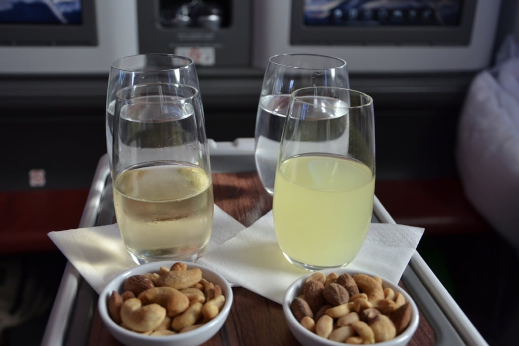LATAM Boeing 787 Dreamliner Business Class Review
