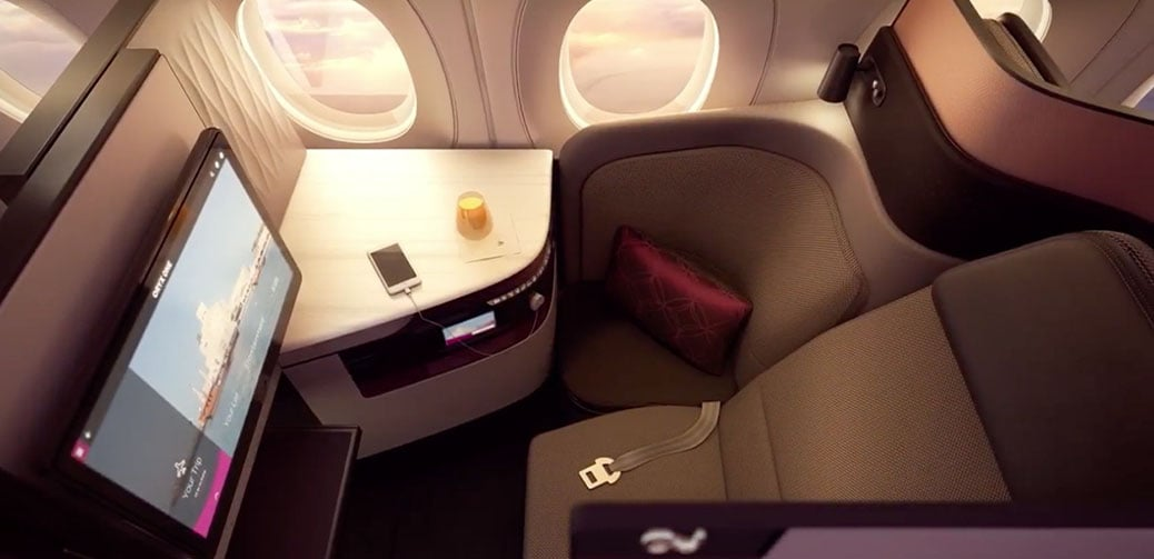 How To Travel In The Best Business Class Seat In The World