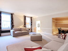 3 nights for 5ppl in a Luxury Apartment in Belgravia, London