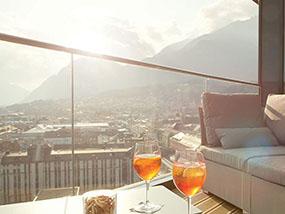 1 Night at aDLERS Hotel Innsbruck, Austria