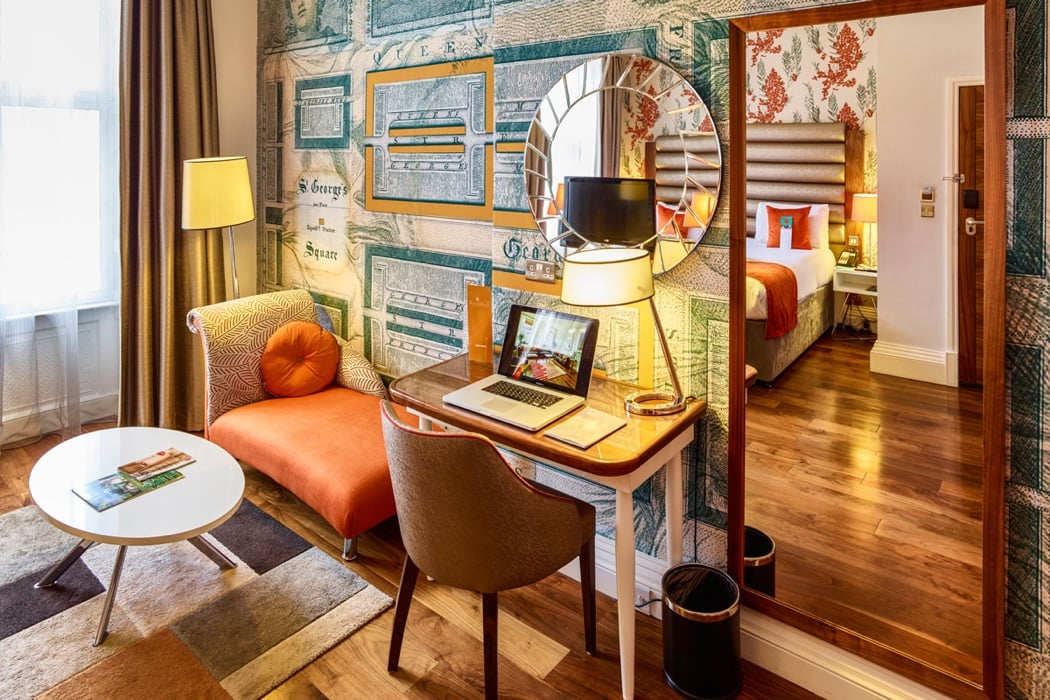 Review: Hotel Indigo Edinburgh On York Place