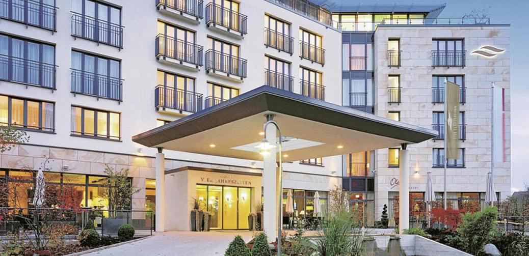 Review: Hotel Vier Jahreszeiten Starnberg, Near Munich